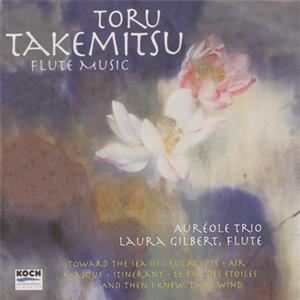 Toru Takemitsu, Flute Music / Koch International