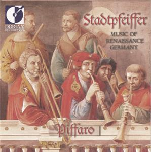 Stadtpfeiffer – Musik in Deutschland in der Renaissance / Dorian Records