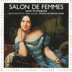 Salon de Femmes in Saint Petersburg / Opus 111