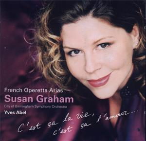 Susan Graham - French Operetta Arias / Erato