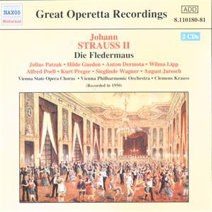 Great Operetta Recordings