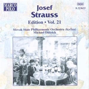 Josef Strauß<br />Edition Vol. 21