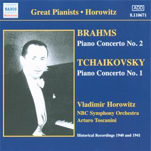 Great Pianists - Horowitz / Naxos