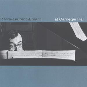Pierre-Laurent Aimard – at Carnegie Hall