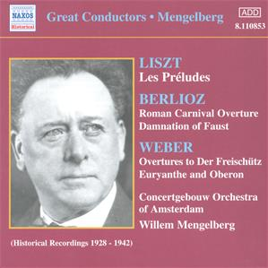 Great Conductors – Mengelberg / Naxos