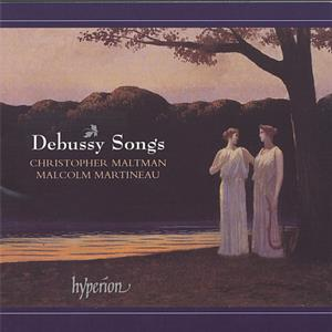Songs by Debussy / Hyperion