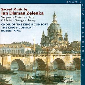 Sacred Music by Jan Dismas Zelenka / Hyperion