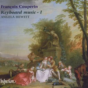 François Couperin – Keyboard music 1 / Hyperion