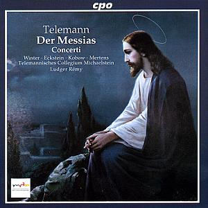 Georg Philipp Telemann, Der Messias • Concerti / cpo