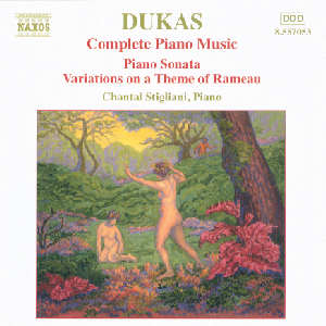 Paul Dukas - Complete Piano Music / Naxos