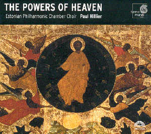The Powers of Heaven - Orthodox Music of the 17th & 18th Centuries / harmonia mundi