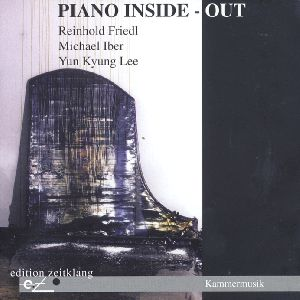 Piano Inside - OUt / Zeitklang