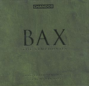 Bax - The Symphonies / Chandos