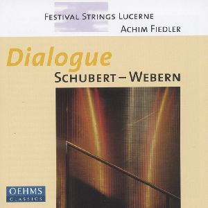 Dialogue Schubert-Webern / OehmsClassics