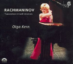 Rachmaninov – Transcriptions • Corelli Variations