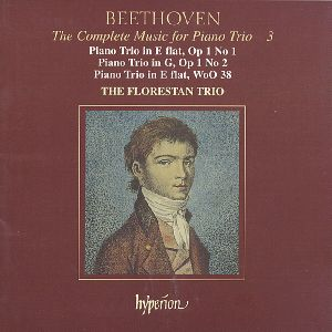 Beethoven – The Complete Music for Piano Trio Vol. 3