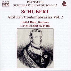 Franz Schubert Austrian Contemporaries Vol. 2 / Naxos