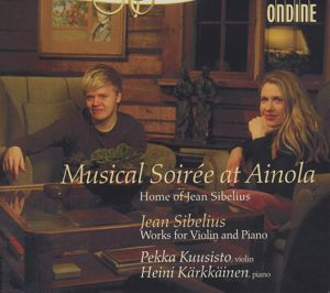Musical Soirée at Ainola<br />Home of Jean Sibelius