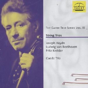 The Gaede Trio Series Vol. IX / Tacet