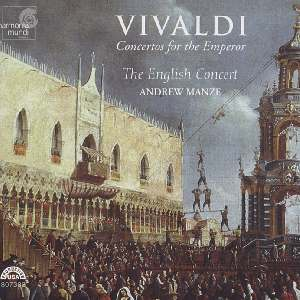 Vivaldi - Concertos for the Emperor / harmonia mundi