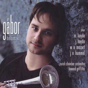 Gábor Boldoczki plays / Sony Classical