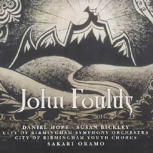 John Foulds, Daniel Hope / Warner Classics