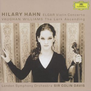 Hilary Hahn, Elgar • Vaughan Williams / DG