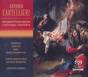 Capriccio 1 CD/SACD surround 71015