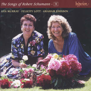 The Songs of Robert Schumann - 9 / Hyperion