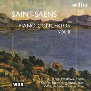 Saint-Saëns – Piano Concertos Vol. II / Audite