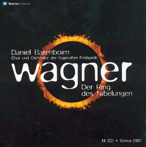 Richard Wagner<br />Der Ring des Nibelungen
