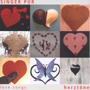 Singer Pur Love Songs - Herztöne / OehmsClassics