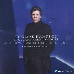 Thomas Hampson<br />Arias