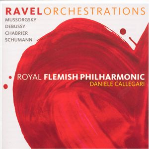 Ravel Orchestrations / Talent