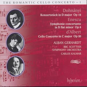 The Romantic Cello Concerto Vol. 1