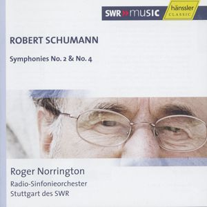 Roger Norrington, Schumann / SWRmusic