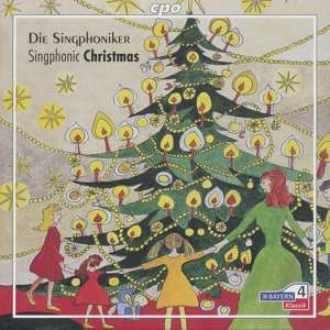 Singphonic Christmas<br />Christmas Songs from Europe