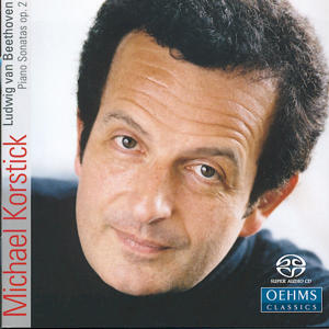Michael Korstick The Beethoven Cycle Vol. 2 / OehmsClassics