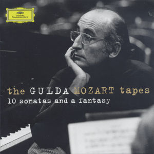 The Gulda Mozart Tapes 10 Sonatas and a Fantasia / DG
