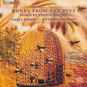 Honey from the hive Songs by John Dowland / BIS