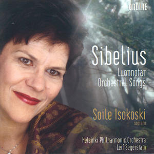 Sibelius Luonnotar - Orchestral Songs / Ondine
