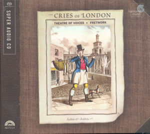 The Cries of London / harmonia mundi