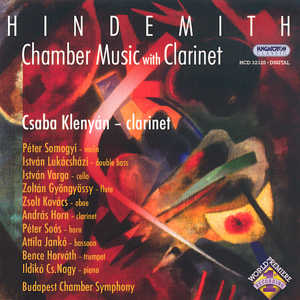 Hindemith<br />Chamber Music with Clarinet