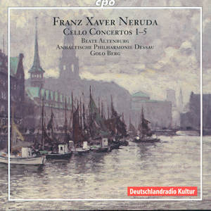 F. X.  Neruda<br />Cello Concertos 1–5