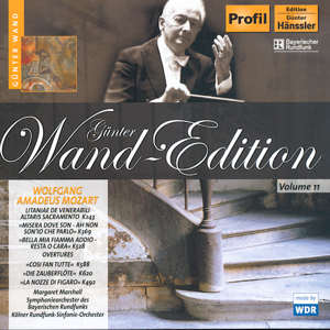 Günter Wand-Edition Vol. 11 / Profil