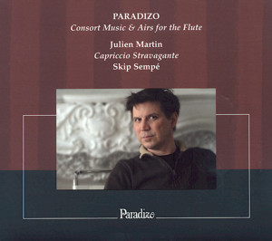 Paradizo, Consort Music & Airs for the Flute / Paradizo