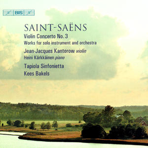 Camille Saint-Saëns Works for solo instrument and orchestra / BIS