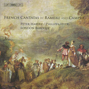 French Cantatas / BIS