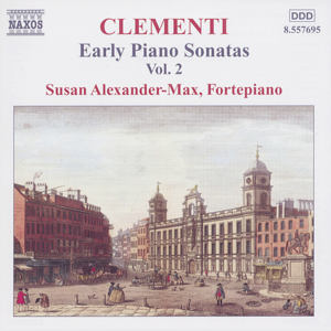 Muzio Clementi Early Piano Sonatas Vol. 2 / Naxos