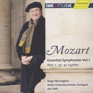 W. A. Mozart, The Essential Symphonies Vol. I / SWRmusic